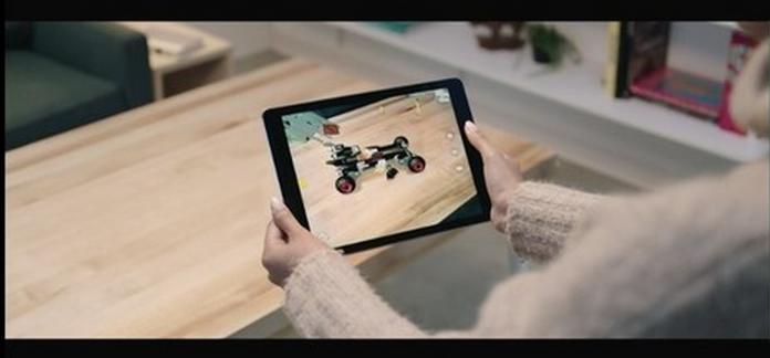 苹果成世界最大AR平台,设备将全部支持AR显示-高清范资讯