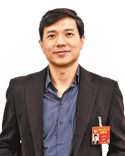 李彦宏 全国政协委员、百度董事长兼CEO