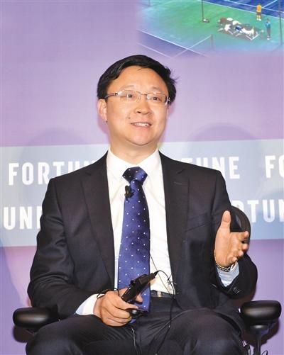 刘庆峰 全国人大代表、科大讯飞董事长