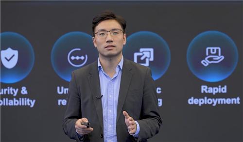 """华为发布SmartNOS 2.0""""卓悦服务"""