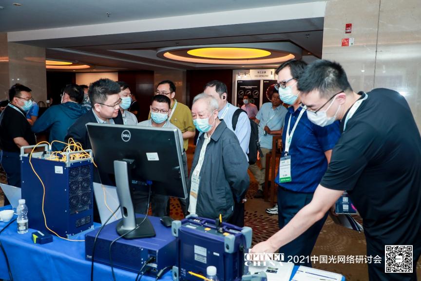 唯亚威通讯联合旭创科技成功完成可插拔相干光模块系统测试0621-Sabrina878.png