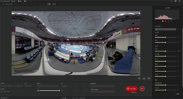短池世锦赛实现业界首个5G + VR国际赛事直播